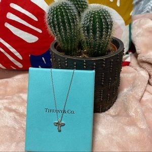 VINTAGE Tiffany & Co. Elsa Peretti Dove Necklace